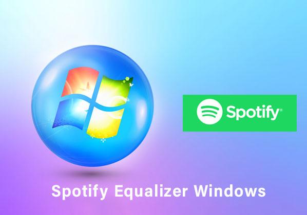 Spotify Equalizer Windows