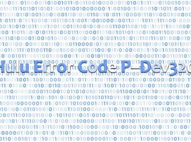 Hulu Error Code P–Dev320